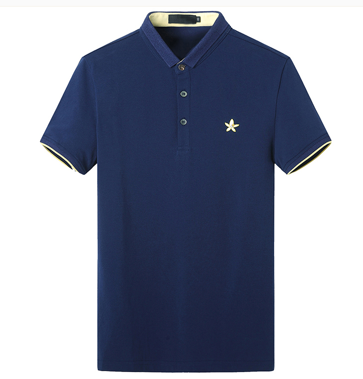 wholesale custom embroidered logo polo shirt