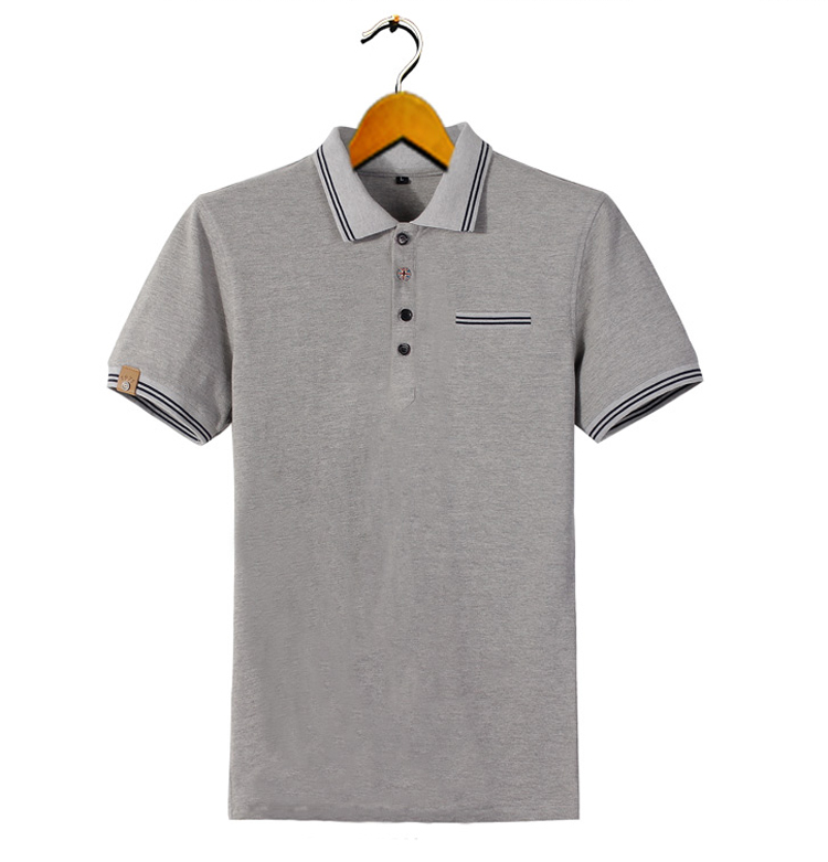Wholesale Manufacturer Cheap Slim Fit Polo Shirts For Men
