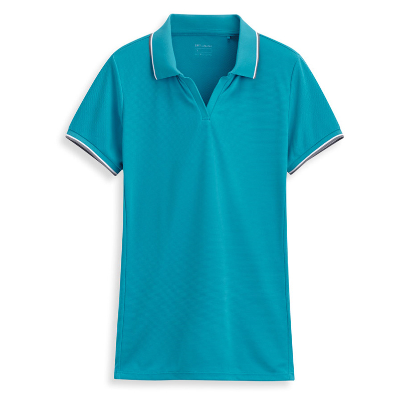 Custom Women Dry Fit Sport Polo Shirts