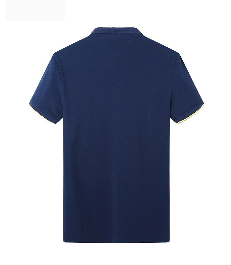 Wholesale custom embroidered logo polo shirt for Custom printed polo shirts cheap